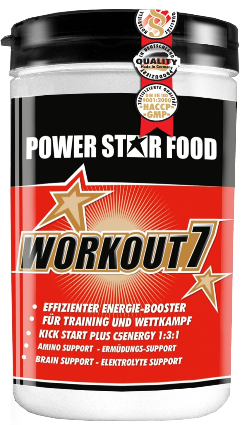Booster Workout 7