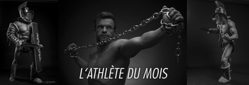 POWERSTAR FOOD Athlete du mois