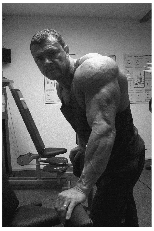Guido Muskelaufbau