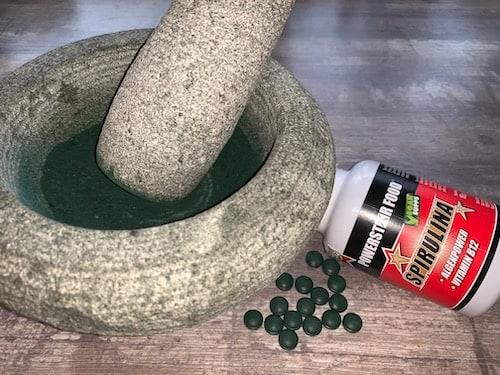 Powerstarfood Spirulina Superfood Rezept Risotto