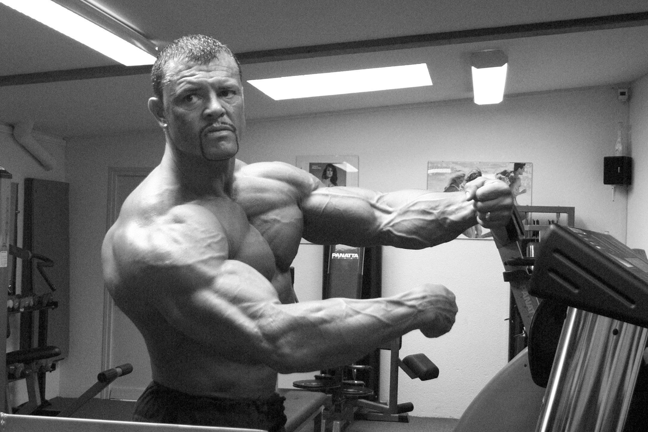 Armpose Arnold